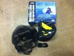 Чехол на гидроцикл Sea Doo RXP '04-'06 (Черно-желтый)