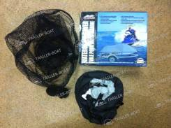 Чехол на гидроцикл Sea Doo RXP '04-'06 (Черно-серый)