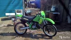 Kawasaki KDX 200, 1993