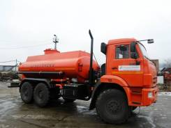 Топливозаправщик АТЗ-8