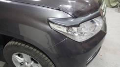 Накладки на фары Реснички Toyota LC 200 2007-2012