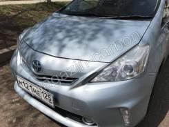 Реснички Toyota Prius A ZWV40 2011-2014