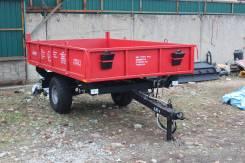 МТЗ 05. Продается Полуприцеп тракторный самосвальный 3,3 т, 3 300кг.