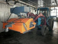 Новая дорожная щетка с бункером на трактор ЛТЗ от производителя
