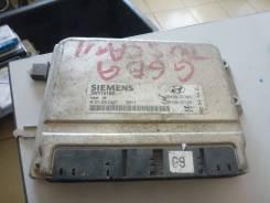 Блок управления ДВС Hyundai trajet G6BA 39108-37785