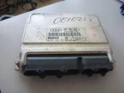 Блок управления ДВС AUDI A6, C5 4B0907552C