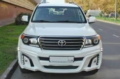 Передний бампер WALD Toyota LC 2OO