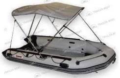 Тент для лодки (Ходовой) ПВХ