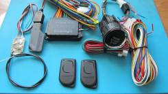 Комплект оборудования бесключевого доступа в автомобиль