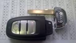 Корпус ключа. Audi RS5
