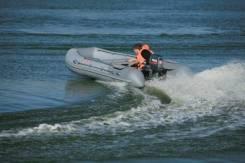 Надувная лодка Касатка-335 + Подарок