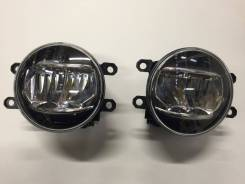 Туманки LED (Диодные) . Toyota 2шт