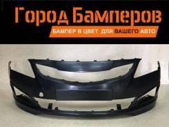 Бампер. Hyundai Accent, RB Hyundai Solaris, RB G4FD