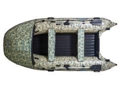 Лодка ПВХ Gladiator E350Camo