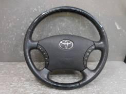 Руль. Toyota: Camry, Hilux Surf, Land Cruiser Prado, Highlander, 4Runner, Hilux, Avensis Verso, Estima, Alphard, Hilux / 4Runner, Ipsum, Land Cruiser...