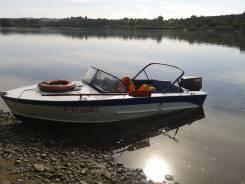 Мотрная лодка прогресс