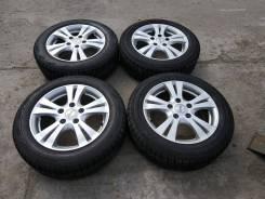 """Комплект литых колес Manaray 185/60R-15 с зимней резиной. 6.0x15"""" 5x114.30 ET50 ЦО 60,0мм."""