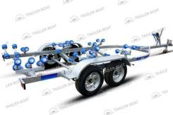 Прицеп для катера до 7 м колеса R13