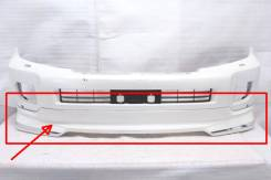 Губа передняя Toyota Land Cruiser URJ200 Urban Sport . Оригинальная.