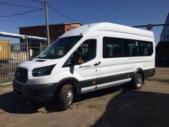 Ford Transit Shuttle Bus. 2,2L TDi 136HP M6, 23 места, В кредит, лизинг