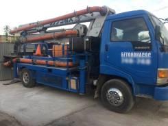 Услуги автобетононасоса 18 метров в Тольятти и Самарской области.