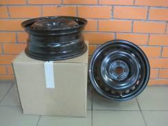 Диски колесные. Kia Rio, FB Kia Rio X-Line Hyundai Solaris, HCR G4FG, G4LC, G4FC