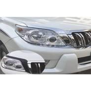 Накладка на фару. Lexus GX460, URJ150 Toyota Land Cruiser Toyota Land Cruiser Prado, GDJ150, GDJ150L, GDJ150W, GDJ151W, GRJ150, GRJ150L, GRJ150W, GRJ1...