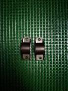Скобы крепления стабилизатора FR. для Honda (комплект). Honda: CR-V, FR-V, Edix, Civic Hybrid, Stream, Civic, Civic Ferio, Integra K20A4, K20A5, K24A1...