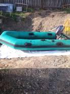 Лодка резинка 3.5 м.