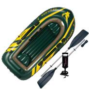 Трехместная надувная лодка Intex 68380