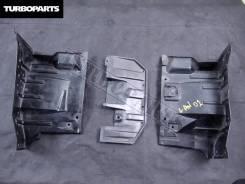 Защита двигателя. Mitsubishi Outlander, CW5W, CW6W 4B12, 6B31