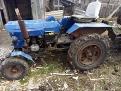 Самодельная модель. Самодельный мини трактор, 32 л.с.
