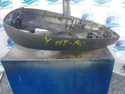 Поддон лодочного мотора Ямаха 115-140 в сборе в отл состоянии отправим