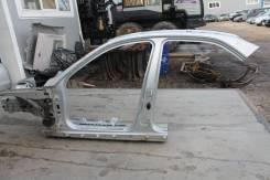 Лонжерон. Mercedes-Benz E-Class, W212