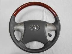 Оригинальный руль с косточкой под дерево для Toyota Camry 40