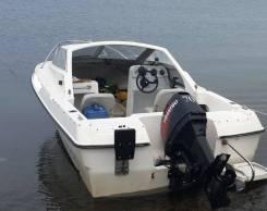 Малогобаритная лодка Бриз -17