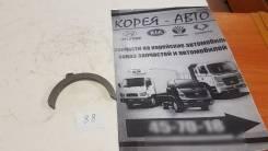 Полукольца коленвала J3 CRDI 2900 Kia Bongo3