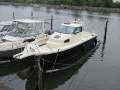 Sunaga BLUE Shark 290, дизель Volvo penta KAD42(! ), стационар