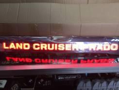 Накладка двери багажника 76810-60130 Toyota LAND Cruiser Prado150 18-