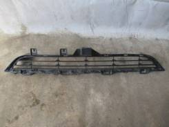 Решетка в бампер центральная BMW X5 F15 2013> (Верхняя 51117294476)