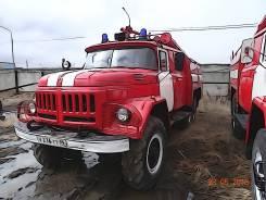ЗИЛ 131. Продам Пожарный Автомобиль АЦ-40 1993г. в, 6 000куб. см.