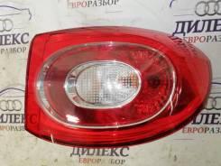 Фонарь задний наружный правый VW Tiguan 2007-2011