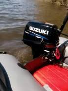 Продам лодочный мотор Сузуки 9.9