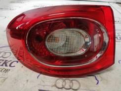 Фонарь задний наружный левый VW Tiguan 2007-2011