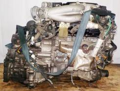 АКПП. Nissan Teana, J31 Двигатель VQ23DE