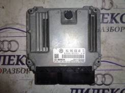 Блок управления двигателем VW Tiguan 2007-2011