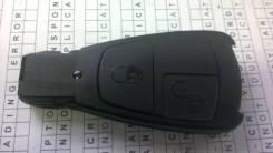 Ключ зажигания Mercedes рыбка корпус 2кнопки
