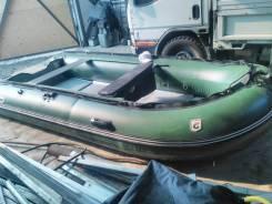 Лодка резиновая под подвесник
