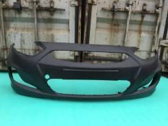 Hyundai Solaris 11-15 год передний бампер Солярис новый не окрашенный