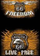"""Бафф """"Route 66"""""""